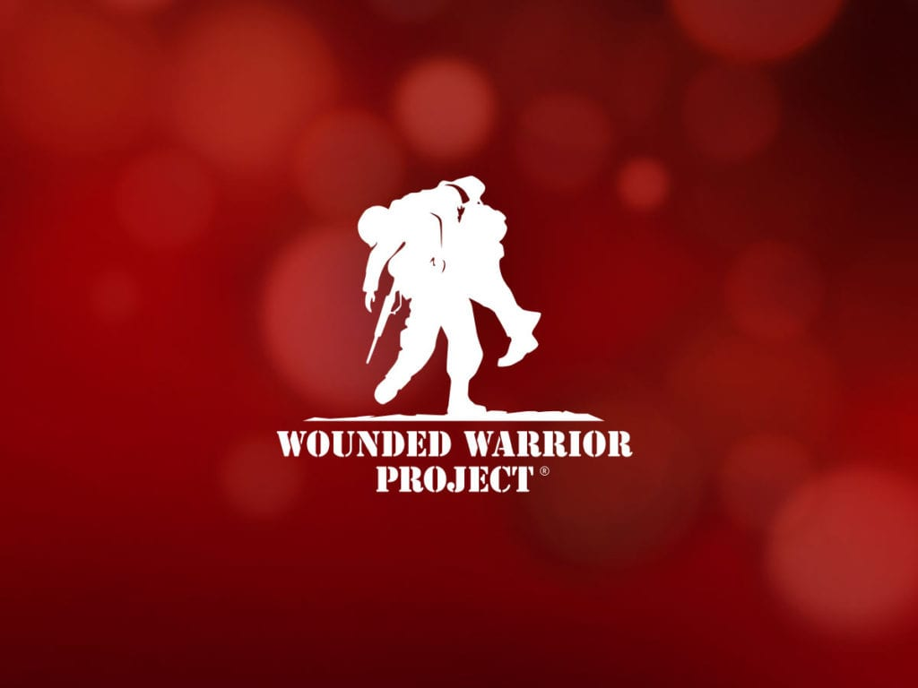 The Gift of Giving – Wounded Warrior Project