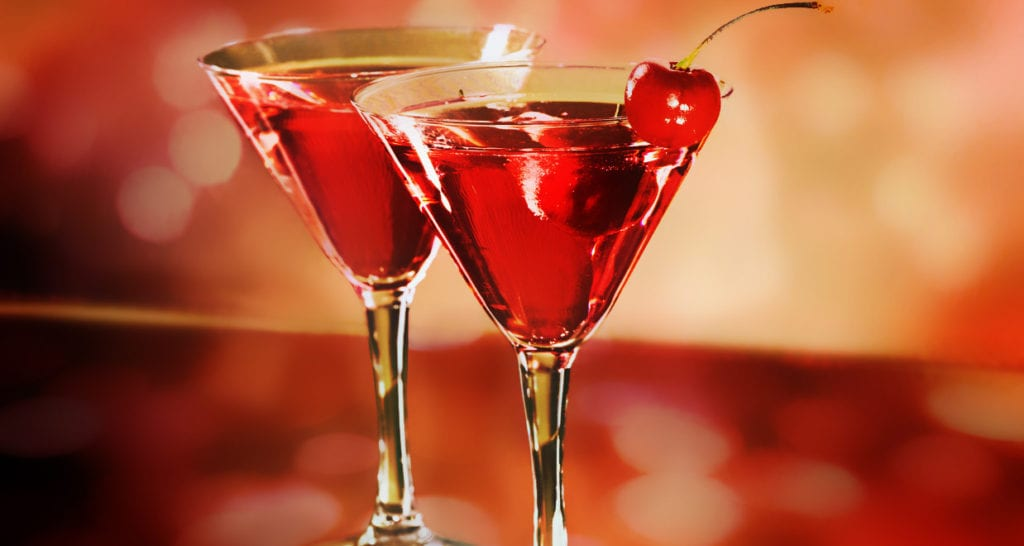 Top Five California Made Holiday Cocktails