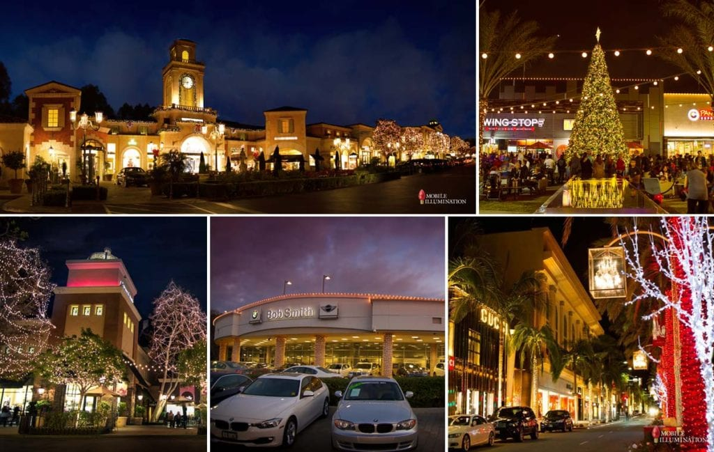 Christmas Lighting for Commercial Properties