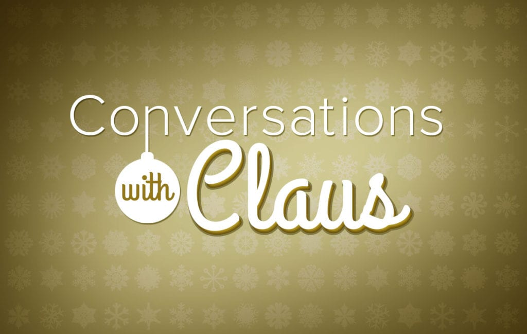 Conversations with Claus Vol.3 – Christmas Lighting City Planner
