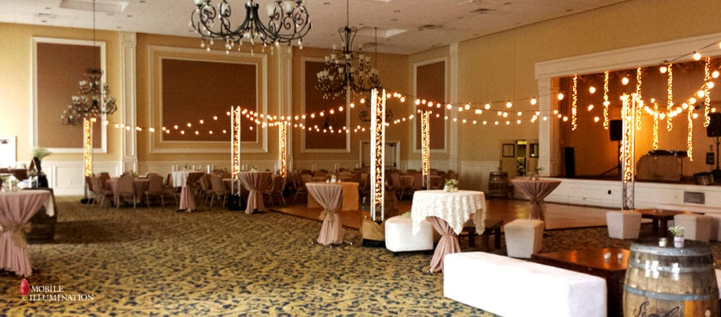 Setting the Mood with Event Lighting
