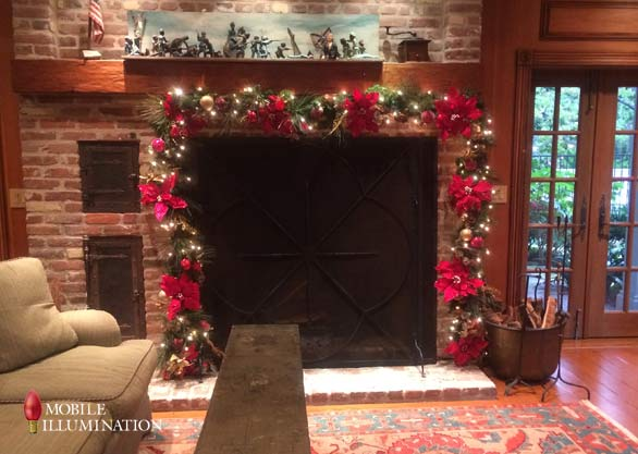 Fireplace Garland