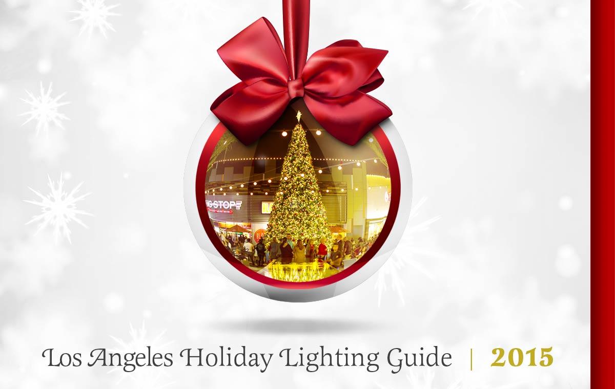 Los Angeles Lighting Guide 2015