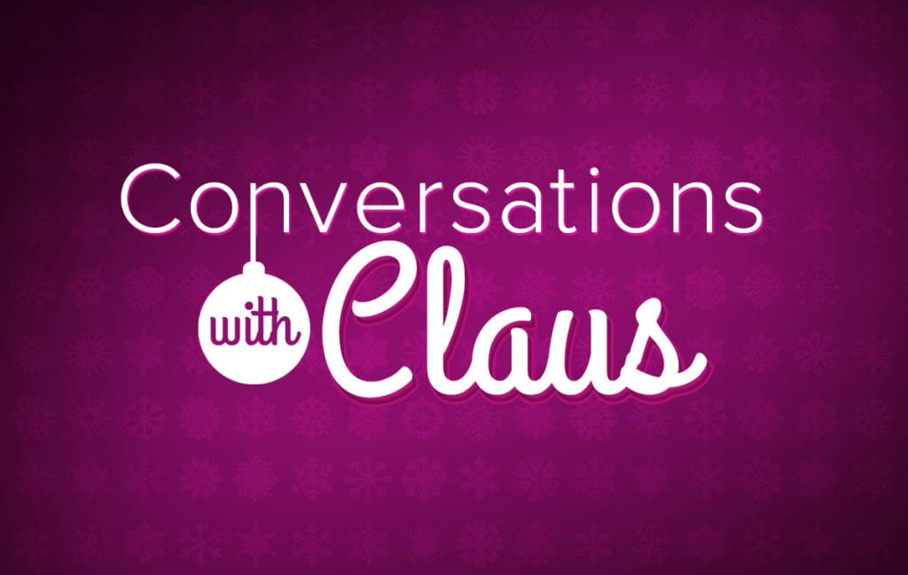 Conversation with Claus Vol 6 – Global Belly Laugh Day