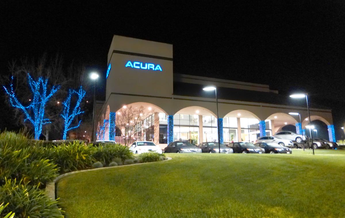 Acura Lights