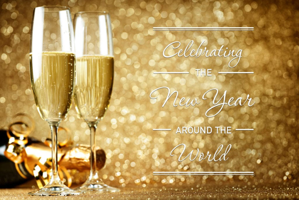 Celebrating the New Year Around the World