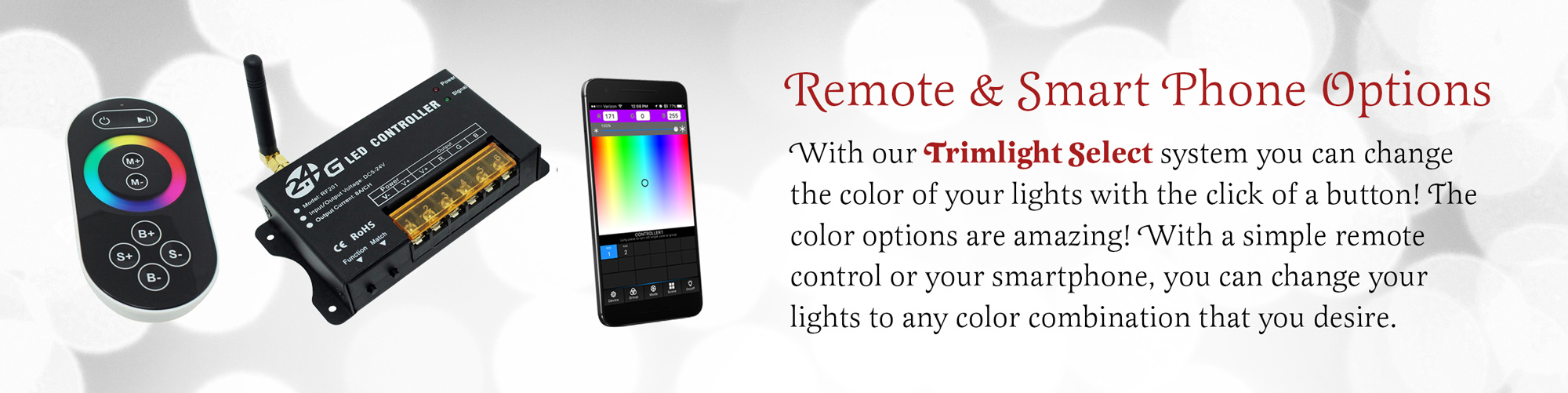 Trimlight LED Technology