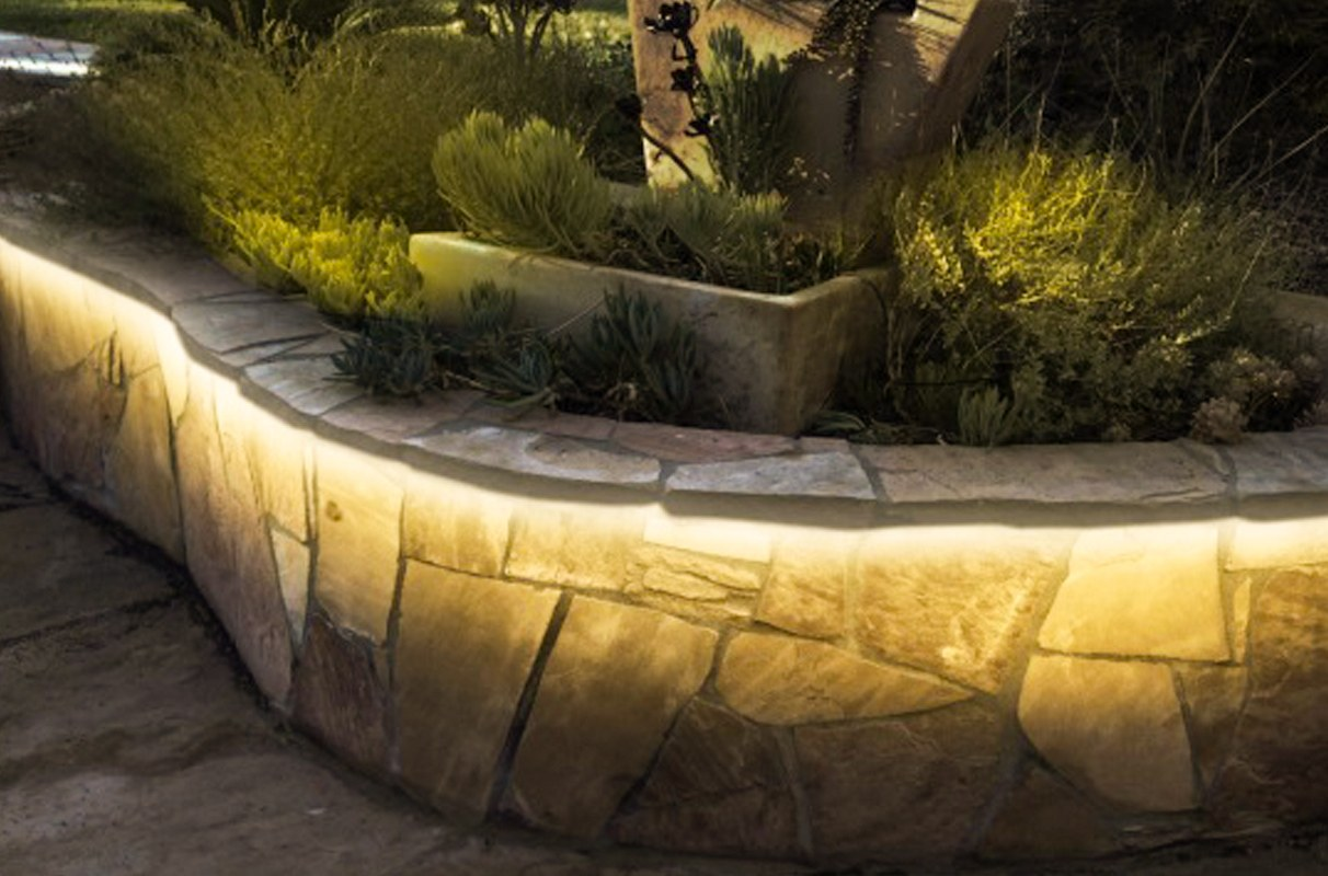 Landscape Lighting Installation - Pathway Lighting