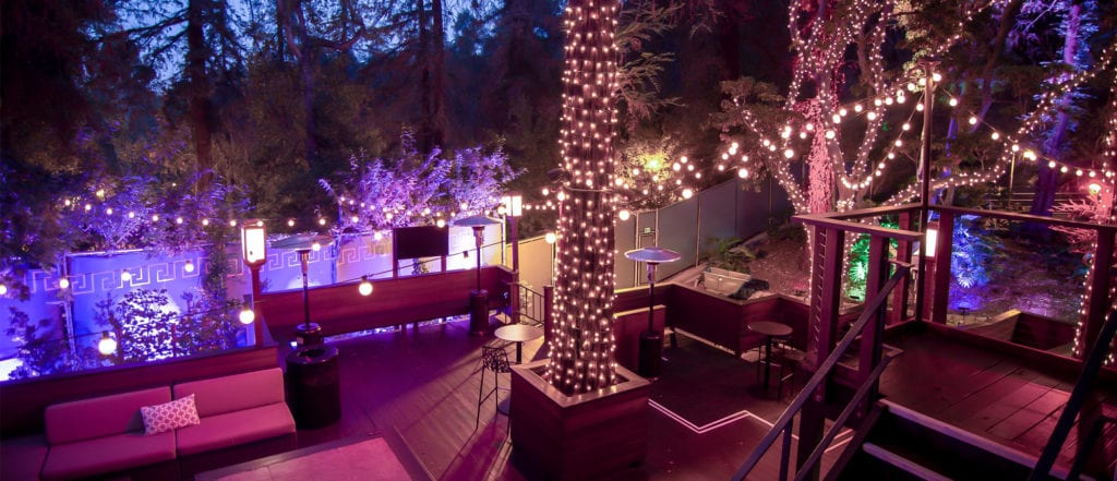 Special Event Lighting and Installation