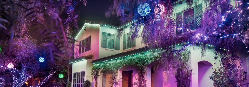 Holiday Lighting and Décor
