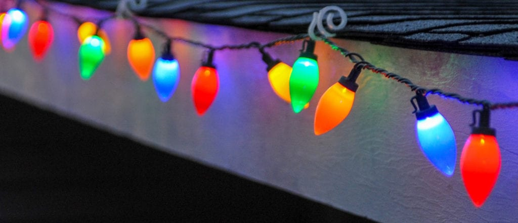 Use Your Battery-Operated Christmas Lights All Year Long