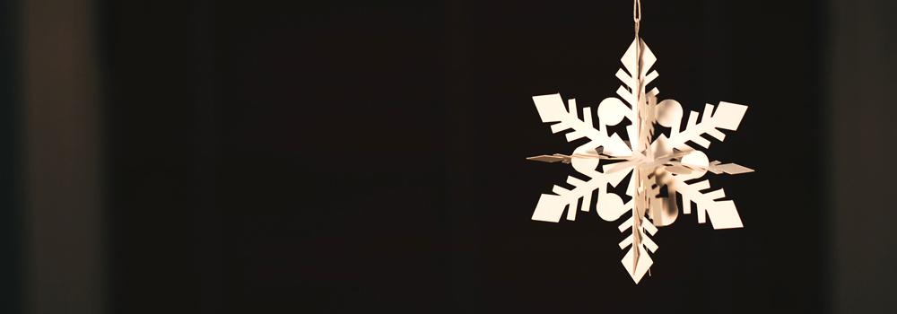 Winter Party Ideas - Décor