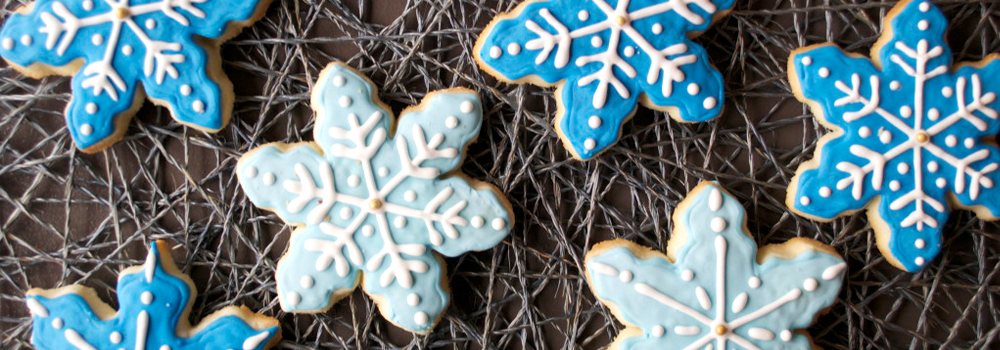 Winter Party Ideas - Cookies