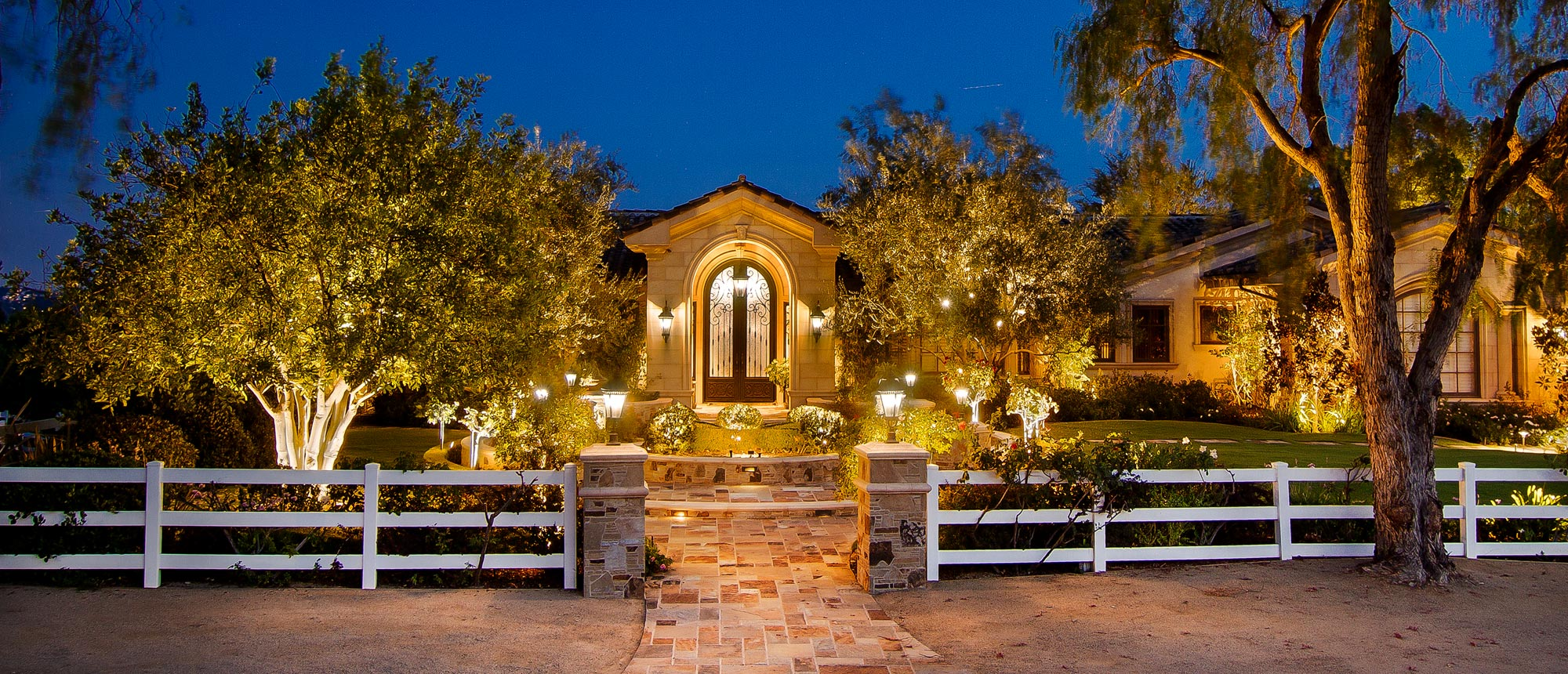 Landscape Lighting - Security
