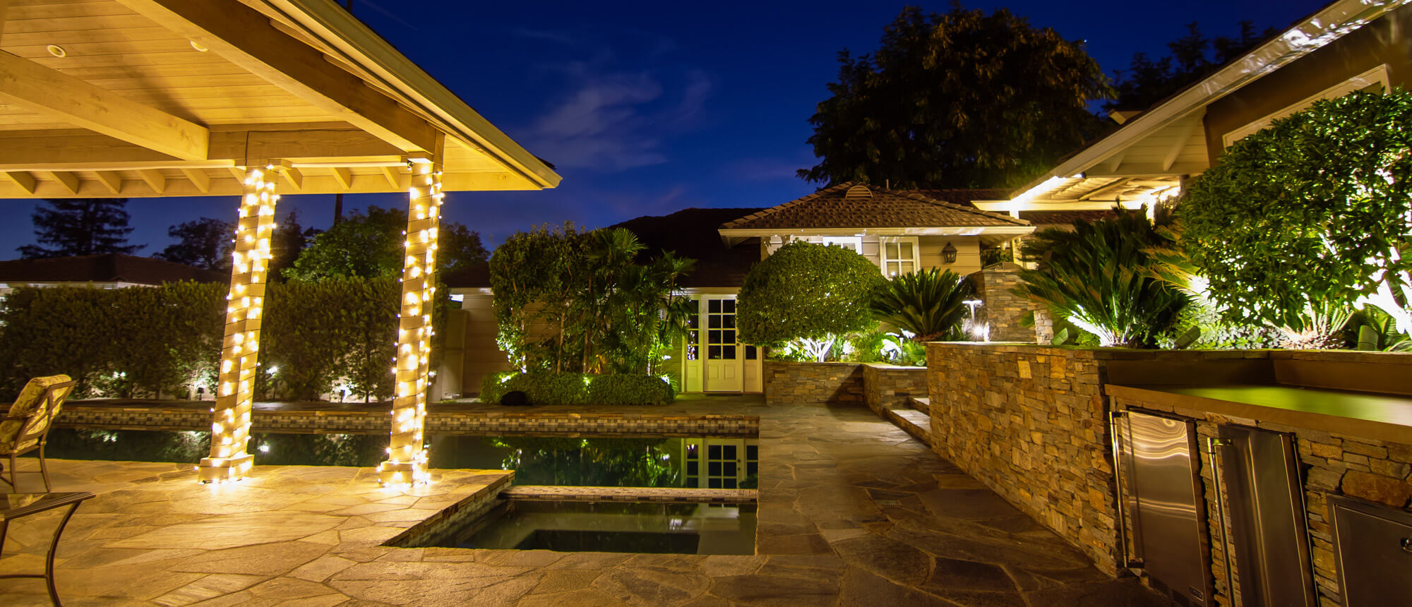 Why Use Low Voltage Landscape Lighting